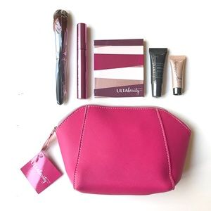 Ulta Beauty Face Kit 5pc with Pouch